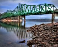 1- January - Bob Kelley_Lanier Drought at Browns Bridge
