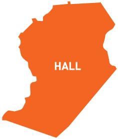 Hall County GA